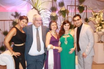 Mami, Papi, Hermana y Hermano